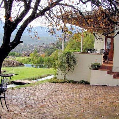 Rockwood Cederberg self-catering cottage accommodation on guest farm Citrusdal South Africa